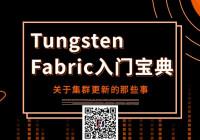 Tungsten Fabric入门宝典丨关于集群更新的那些事