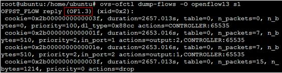流openflow1.3
