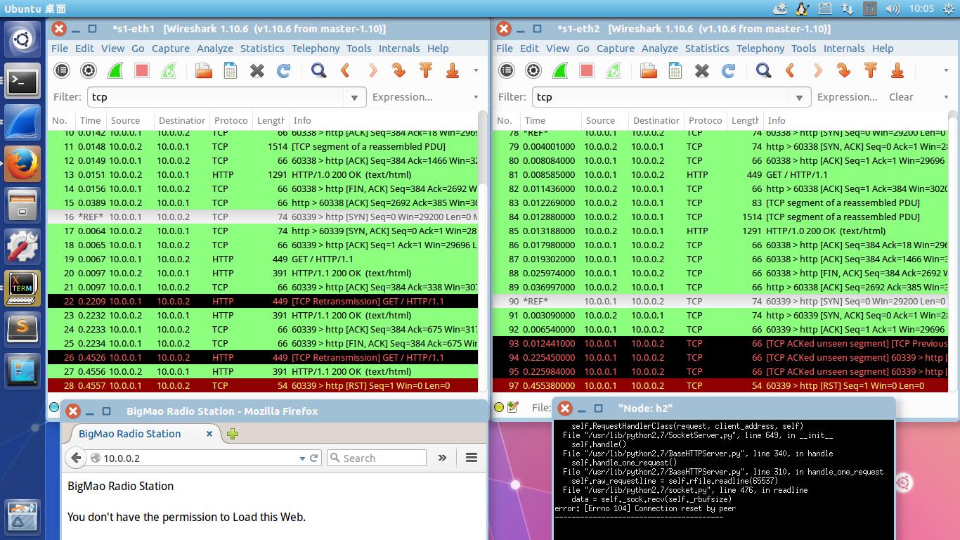 SDN:优雅的间歇性访问限制 图17